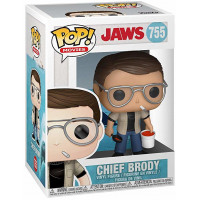 Фигурка Jaws - POP! Movies - Chief Brody (9.5 см)