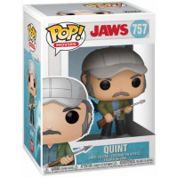Фигурка Jaws - POP! Movies - Quint (9.5 см)