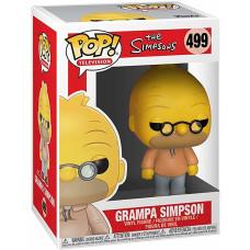 Фигурка The Simpsons - POP! TV - Grampa Simpson (9.5 см)