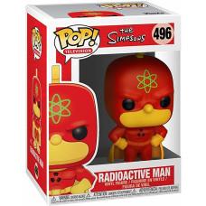 Фигурка The Simpsons - POP! TV - Radioactive Man (9.5 см)