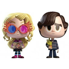 Набор фигурок Harry Potter - Vynl - Luna Lovegood + Neville Longbottom (9.5 см)