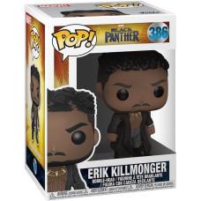 Головотряс Black Panther - POP! - Erik Killmonger (9.5 см)