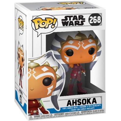 Фигурка Funko Головотряс Star Wars: The Clone Wars - POP! - Ahsoka 32956 (9.5 см)