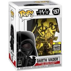 Головотряс Star Wars - POP! - Darth Vader (Gold Crome) (Exc) (9.5 см)