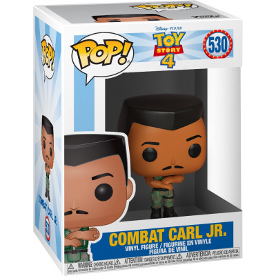 Фигурка Funko Toy Story 4 - POP! - Combat Carl Jr 37398 (9.5 см)
