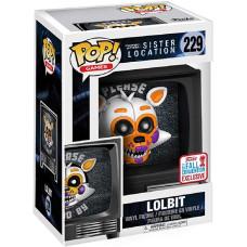 Фигурка Five Nights at Freddy's: Sister Location - POP! Games - Lolbit (Exc) (9.5 см)