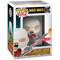 Фигурка Mad Max: Fury Road - POP! Movies - Coma-Doof Warrior (Exc) (9.5 см)