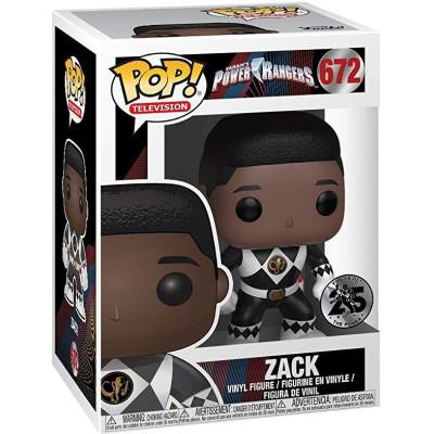 Фигурка Funko Power Rangers - POP! TV - Zack 32808 (9.5 см)