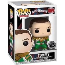 Фигурка Power Rangers - POP! TV - Tommy (9.5 см)