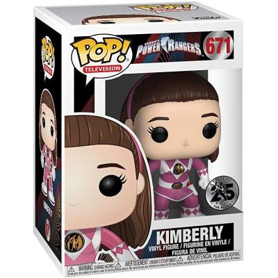 Фигурка Funko Power Rangers - POP! TV - Kimberly 32807 (9.5 см)