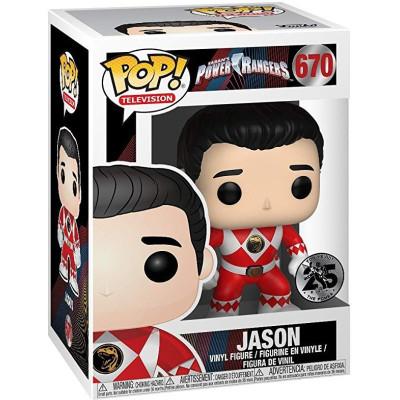 Фигурка Funko Power Rangers - POP! TV - Jason 32806 (9.5 см)