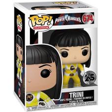 Фигурка Power Rangers - POP! TV - Trini (9.5 см)