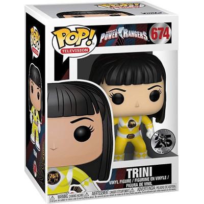 Фигурка Funko Power Rangers - POP! TV - Trini 32809 (9.5 см)