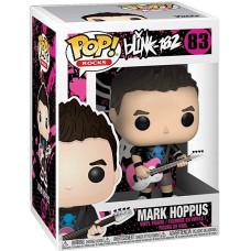Фигурка Blink 182 - POP! Rocks - Mark Hoppus (9.5 см)