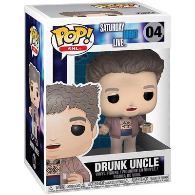 Фигурка Funko Saturday Night Live - POP! SNL - Drunk Uncle 32726 (9.5 см)