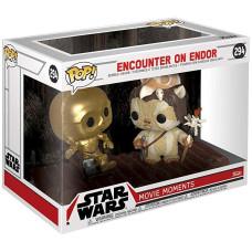 Набор головотрясов Star Wars - Movie Moment - Encounter on Endor (9.5 см)