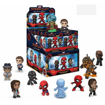 Фигурка Funko Головотряс Spider-Man: Far From Home - Mystery Minis (1 шт, 7.5 см) 39351