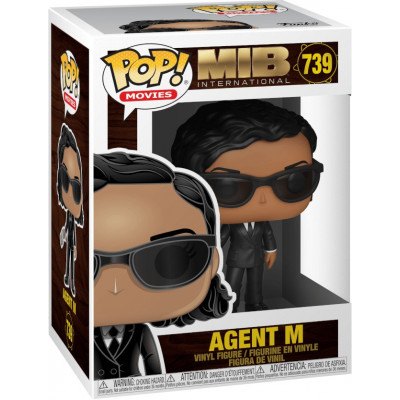 Фигурка Funko Men in Black: International - POP! Movies - Agent M 38492 (9.5 см)