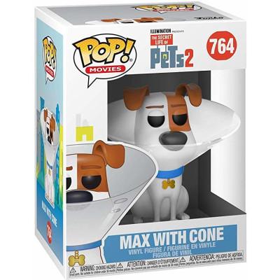 Фигурка Funko The Secret Life of Pets 2 - POP! Movies - Max in Cone 37888 (9.5 см)