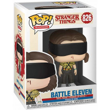 Фигурка Stranger Things - POP! TV - Battle Eleven (9.5 см)