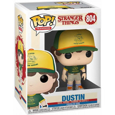Фигурка Stranger Things - POP! TV - Dustin (at Camp) (9.5 см)