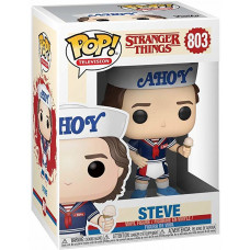 Фигурка Stranger Things - POP! TV - Steve (with Hat and Ice Cream) (9.5 см)