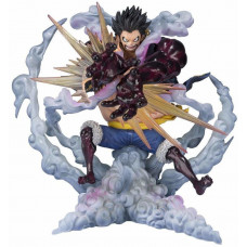 Фигурка One Piece - Figuarts ZERO - Monkey D Luffy Gear 4 -Leo Bazooka- (18 см)
