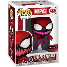 Головотряс Marvel POP! - Spider-Carnage (Exc) (9.5 см)