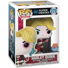 Фигурка DC: Super Heroes - POP! Heroes - Harley Quinn (with Boombox) (Exc) (9.5 см)
