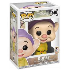 Фигурка Snow White and the Seven Dwarfs 80 years - POP! - Dopey (9.5 см)