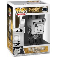 Фигурка Bendy and the Ink Machine - POP! Games - The Projectionist (9.5 см)