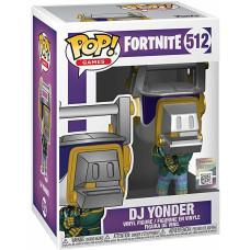 Фигурка Fortnite - POP! Games - DJ Yonder (9.5 см)