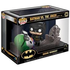Набор фигурок Batman 80 Years - POP! Comic Moments - Batman vs The Joker: Batman 1989 (9.5 см)
