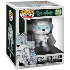Фигурка Rick & Morty - POP! Animation - Exoskeleton Snowball (15 см)