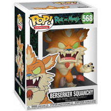Animation Berserker Squanchy 40251 Funko POP Rick and Morty