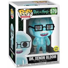 Фигурка Rick & Morty - POP! Animation - Dr Xenon Bloom (Glows in the Dark) (9.5 см)