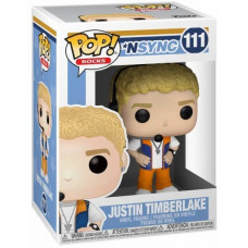 Фигурка NSYNC - POP! Rocks - Justin Timberlake (9.5 см)