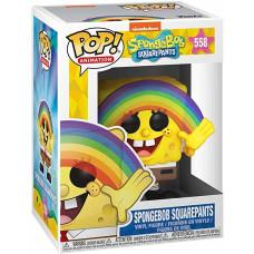 Фигурка Spongebob Squarepants - POP! Animation - Spongebob Squarepants (with Rainbow) (9.5 см)