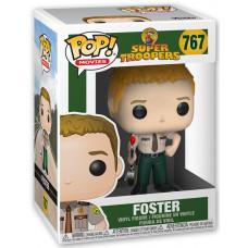 Фигурка Super Troopers - POP! Movies - Foster (9.5 см)