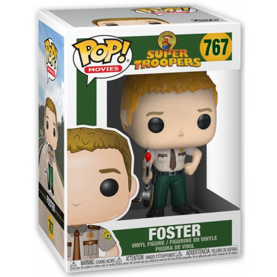 Фигурка Funko Super Troopers - POP! Movies - Foster 39321 (9.5 см)