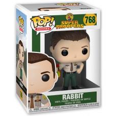 Фигурка Super Troopers - POP! Movies - Rabbit (9.5 см)