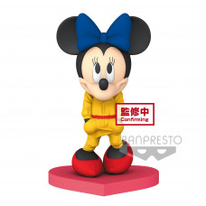 Фигурка Minnie Mouse - Q posket - Disney Character BEST Dressed ~Minnie Mouse~ (ver.A) (14 см)