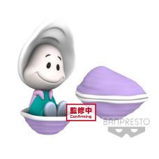 Фигурка Alice in Wonderland - Cutte! Fluffy Puffy - Disney Character ~Oysters~ (4 см)