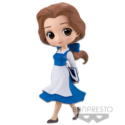 Фигурка Banpresto Beauty and the Beast - Q posket Disney Characters - Belle Country Style (Normal color ver) 35682 (14 см)