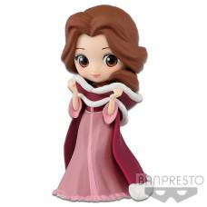 Фигурка Beauty and the Beast - Q Posket Petit Disney Characters - Winter Costume (Belle) (7 см)