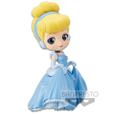 Фигурка Banpresto Cinderella - Q posket Disney Characters - Cinderella (Normal color ver) 35492 (14 см)