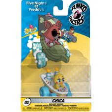 Фигурка Five Nights at Freddy's - Super Racers - Chica (5 см)