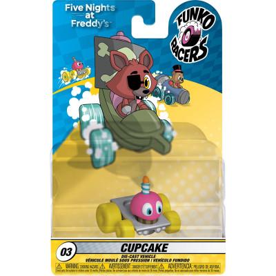 Фигурка Funko Five Nights at Freddy's - Super Racers - Cupcake 31362 (5 см)