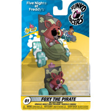 Фигурка Five Nights at Freddy's - Super Racers - Foxy the Pirate (5 см)