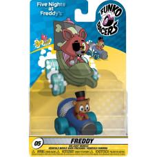 Фигурка Five Nights at Freddy's - Super Racers - Funtime Freddy (5 см)